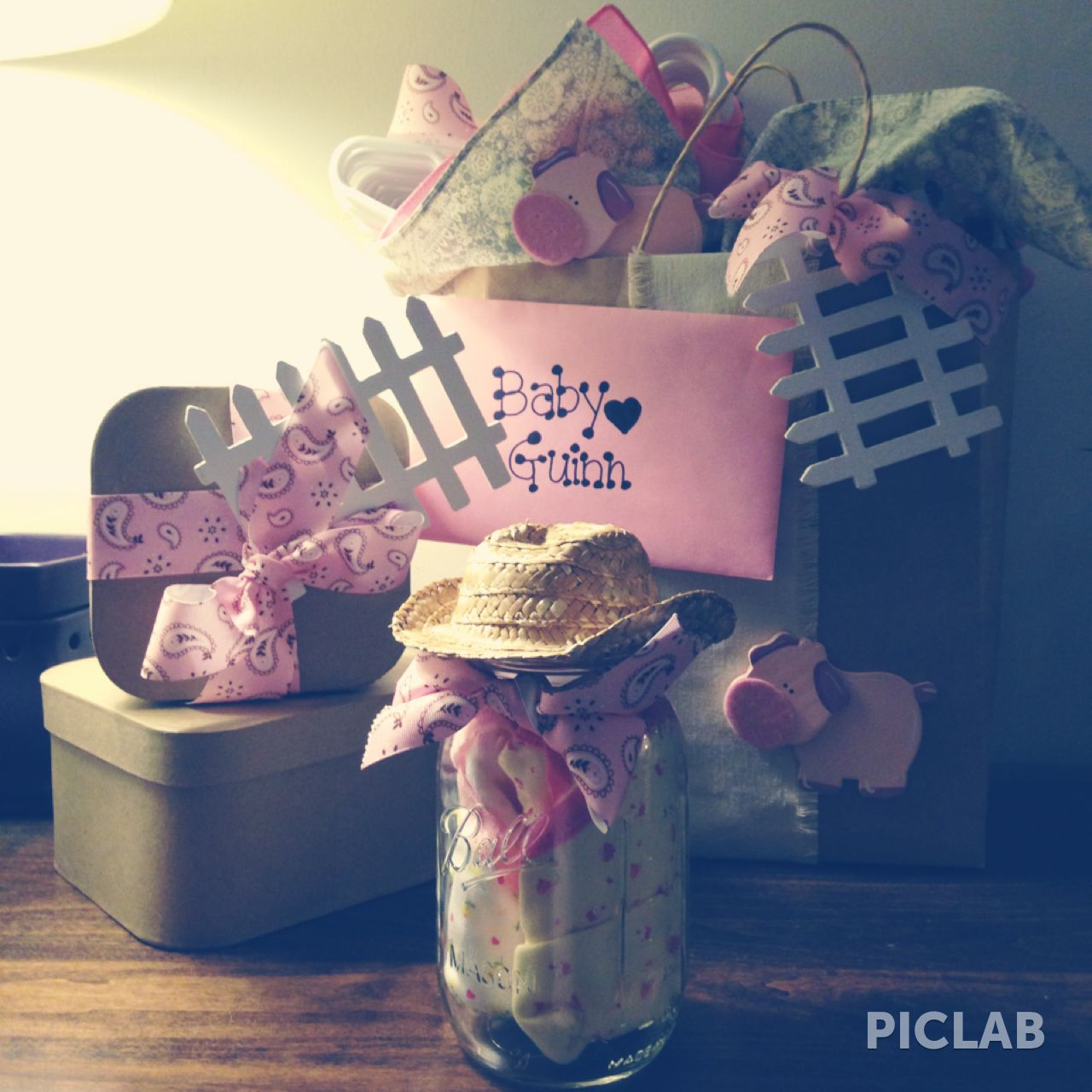 country themed baby shower wrap baby shower ideas pinterest