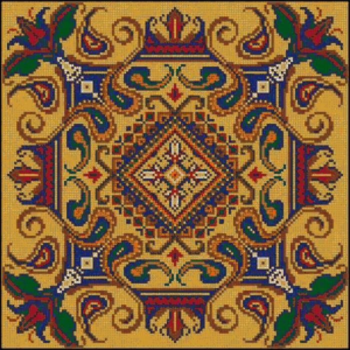 Армянские узоры вышивка 58