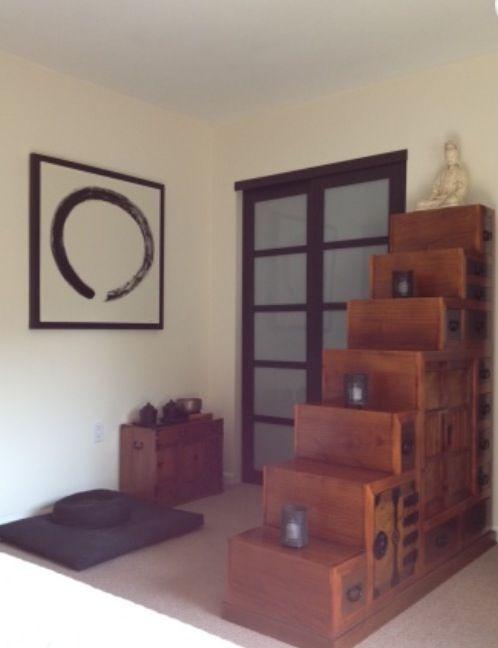 Meditation Corner Idea Inner Peace Pinterest