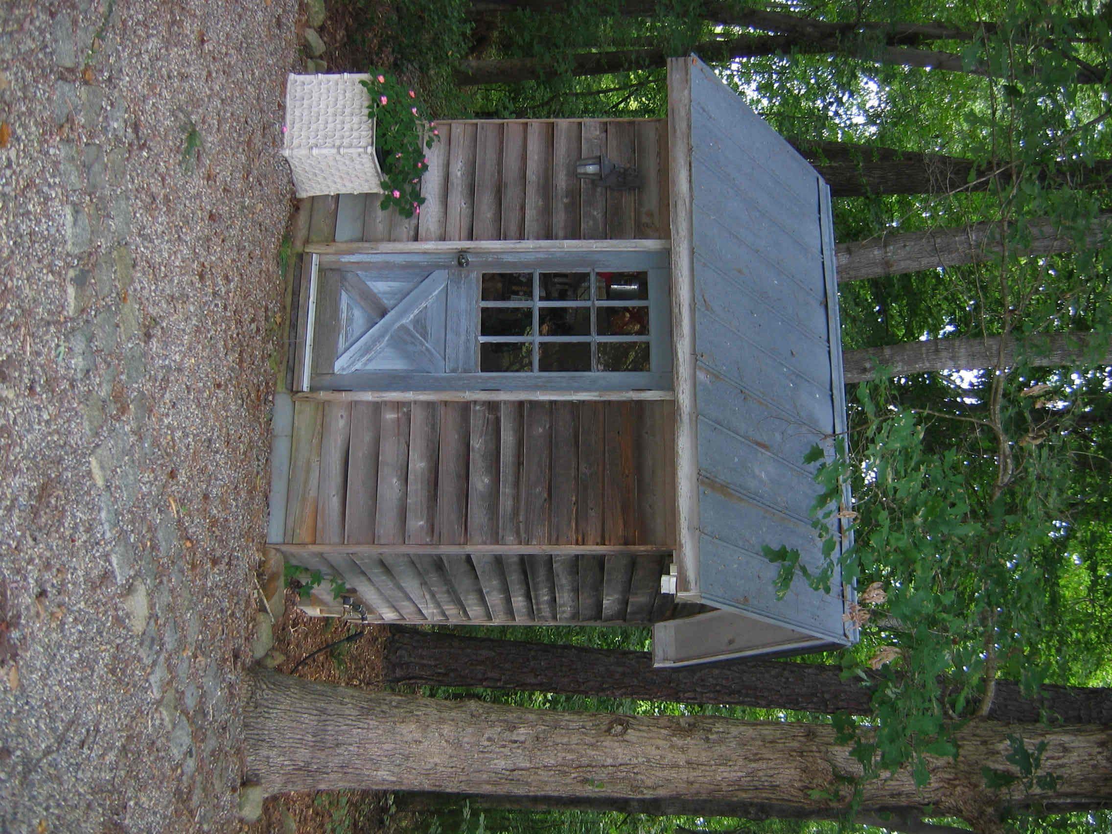 water well pump house outdoors pinterest