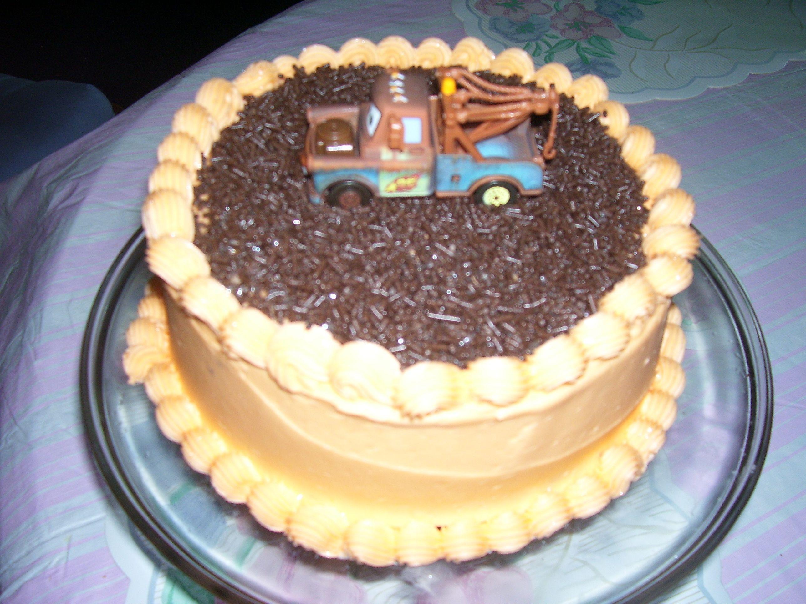 Birthday cake for my husband.  Wedding Cakes & More  Pinterest