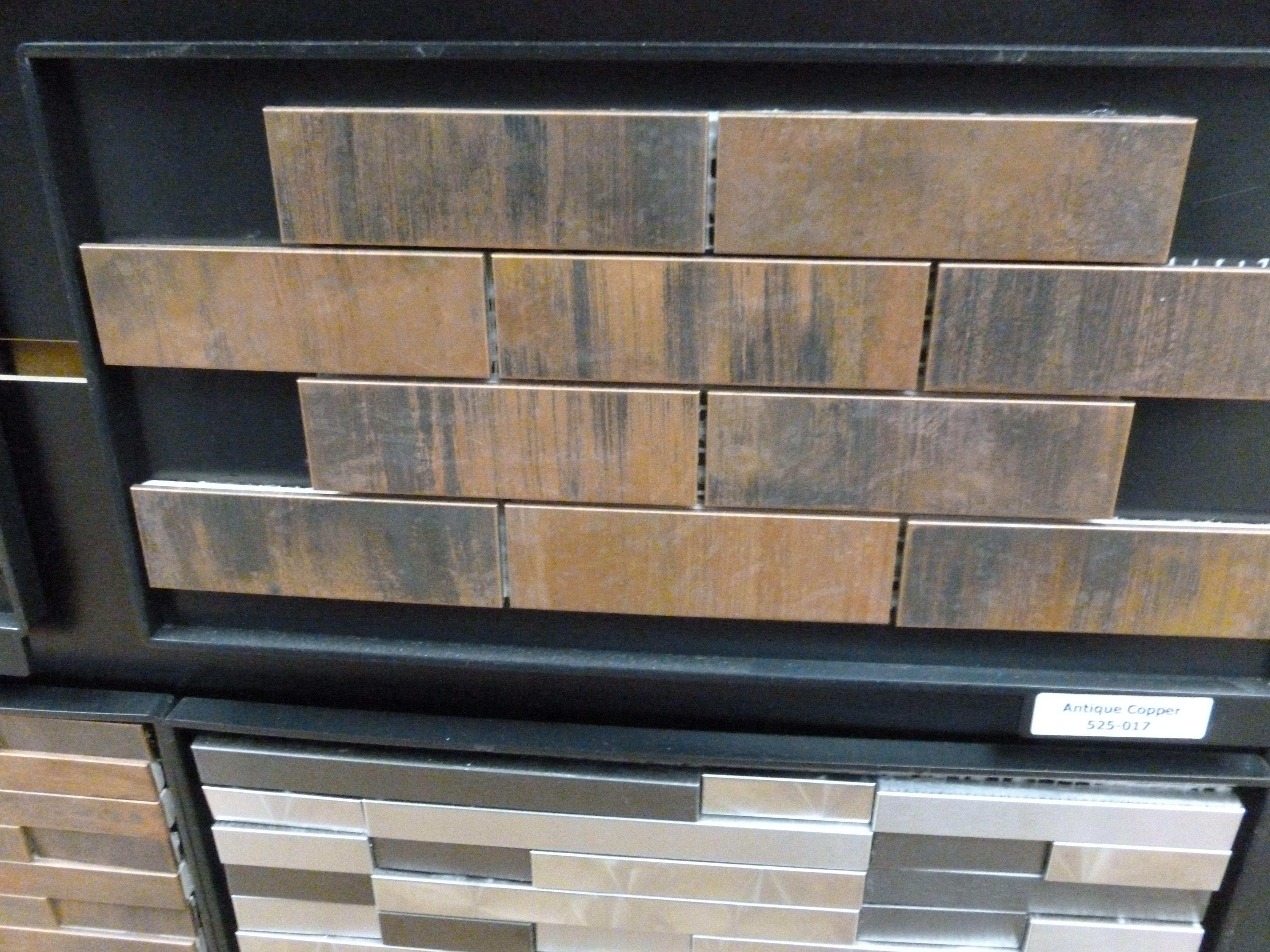 copper kitchen backsplash copper pinterest