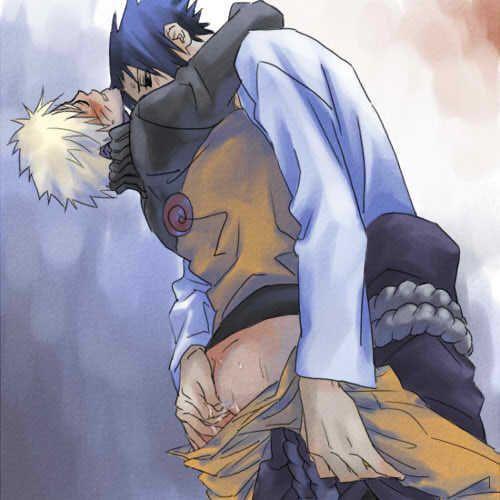 Naruto naruto_uzumaki sasuke_uchiha tagme