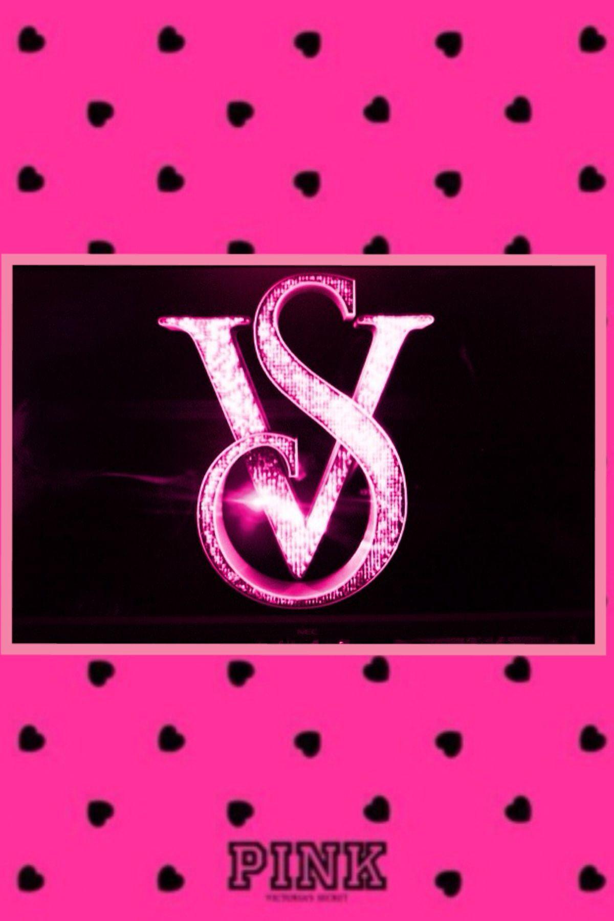 S Love V Wallpapers : Pink Love VIcTORIA S SEcRET Pinterest