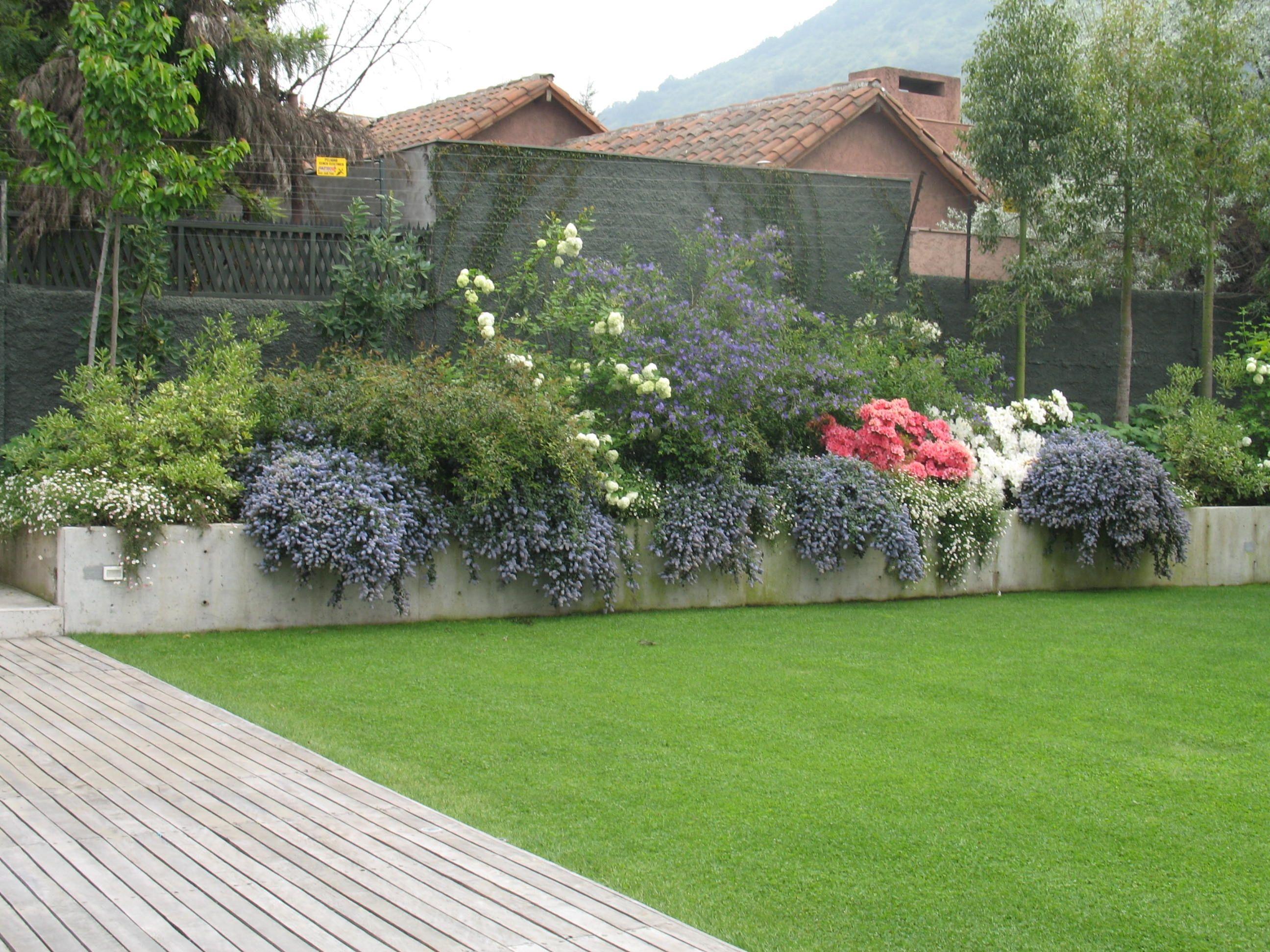 patios  jardines modernos  Pinterest