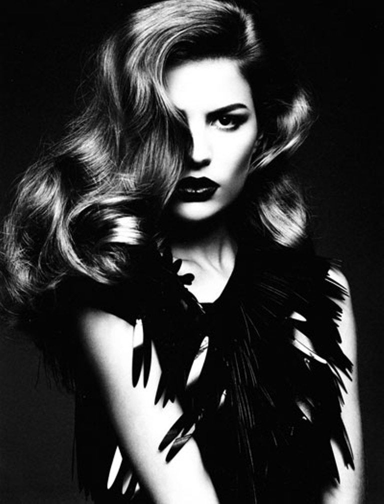 Black and White fashion Photography | Hair Candy | Pinterest