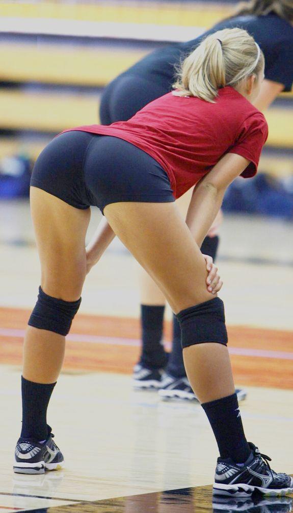 volleyball-shorts-girls-2-6 | sexy | Pinterest