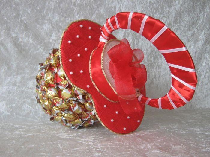 Пустышка своими руками из конфет