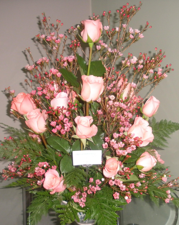 Arreglo floral para se orita flores naturales y - Arreglos de flores naturales ...