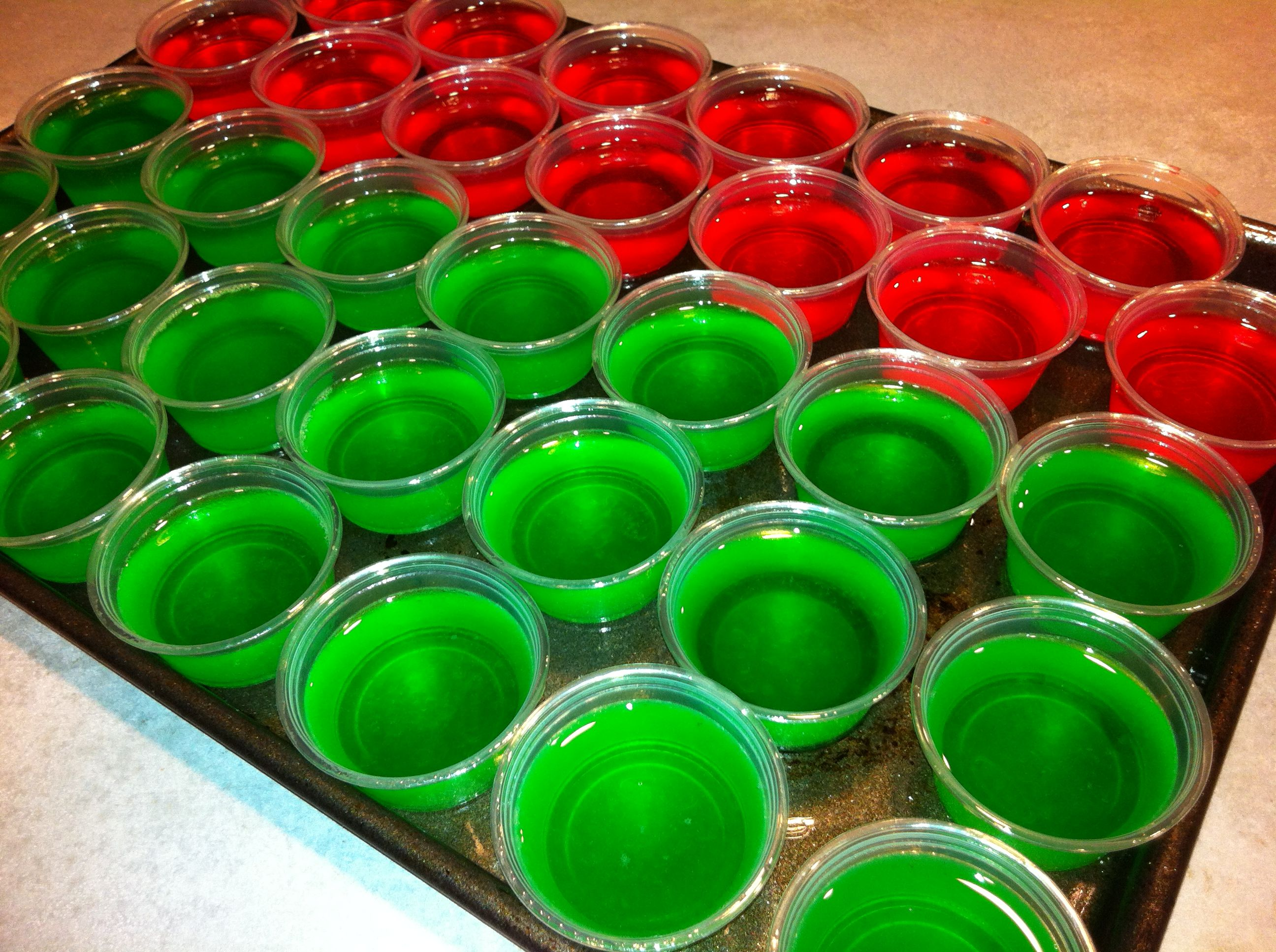 Margarita Jello Shots | Shots You Should Never Drink After College ...