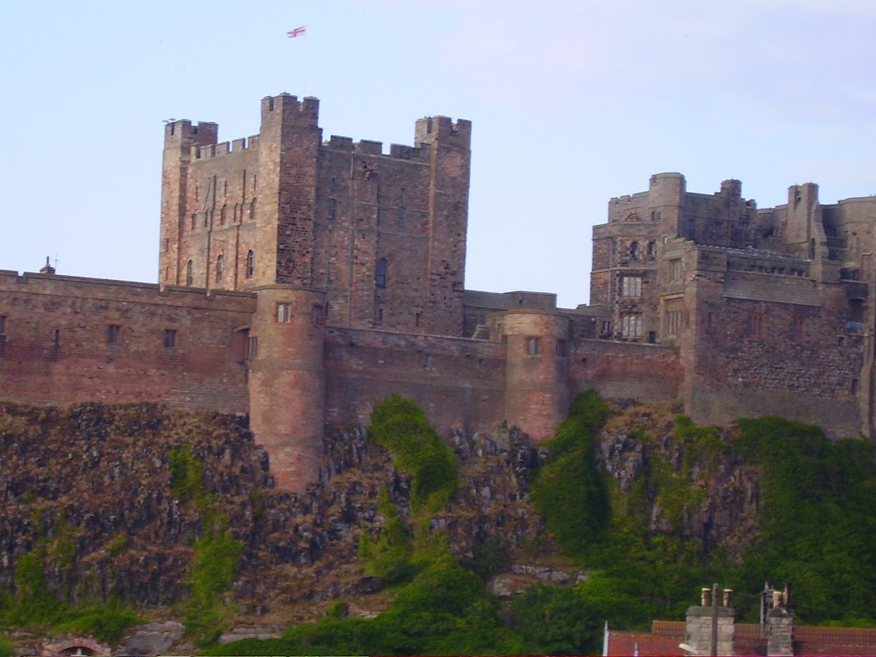 bamburgh castle - photo #35