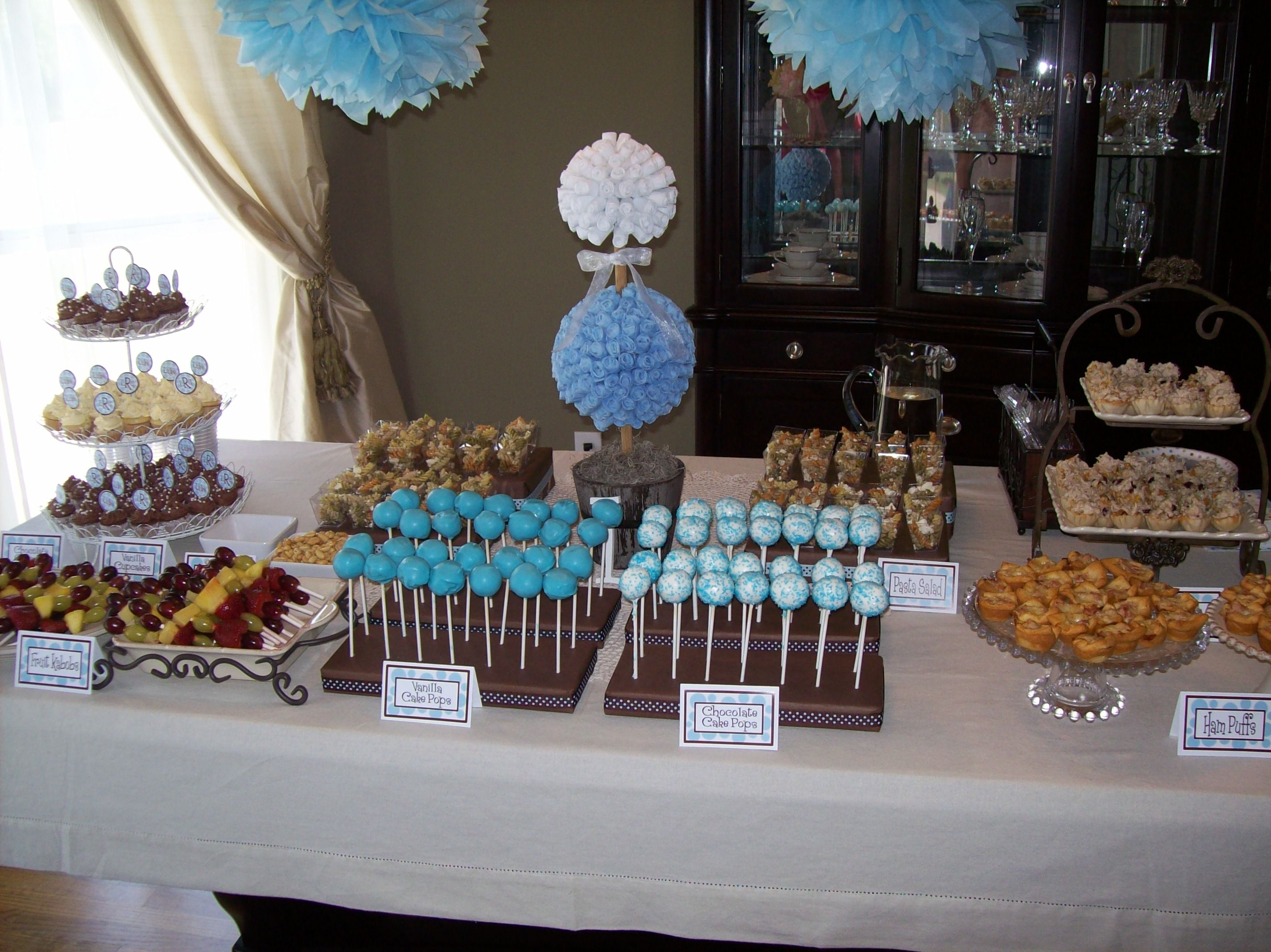 Tablescape For Baby Tea Parties Showers Weddings