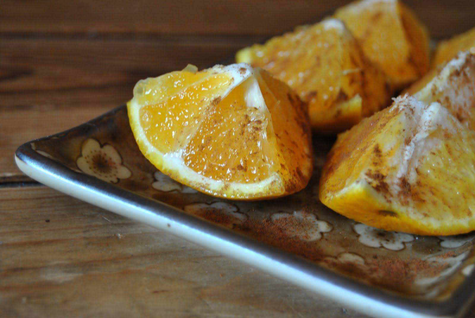 Moroccan dessert: oranges with cinnamon | Eat me | Pinterest