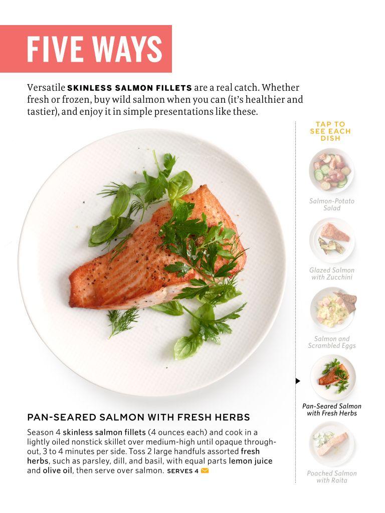 Salmon | Food | Pinterest