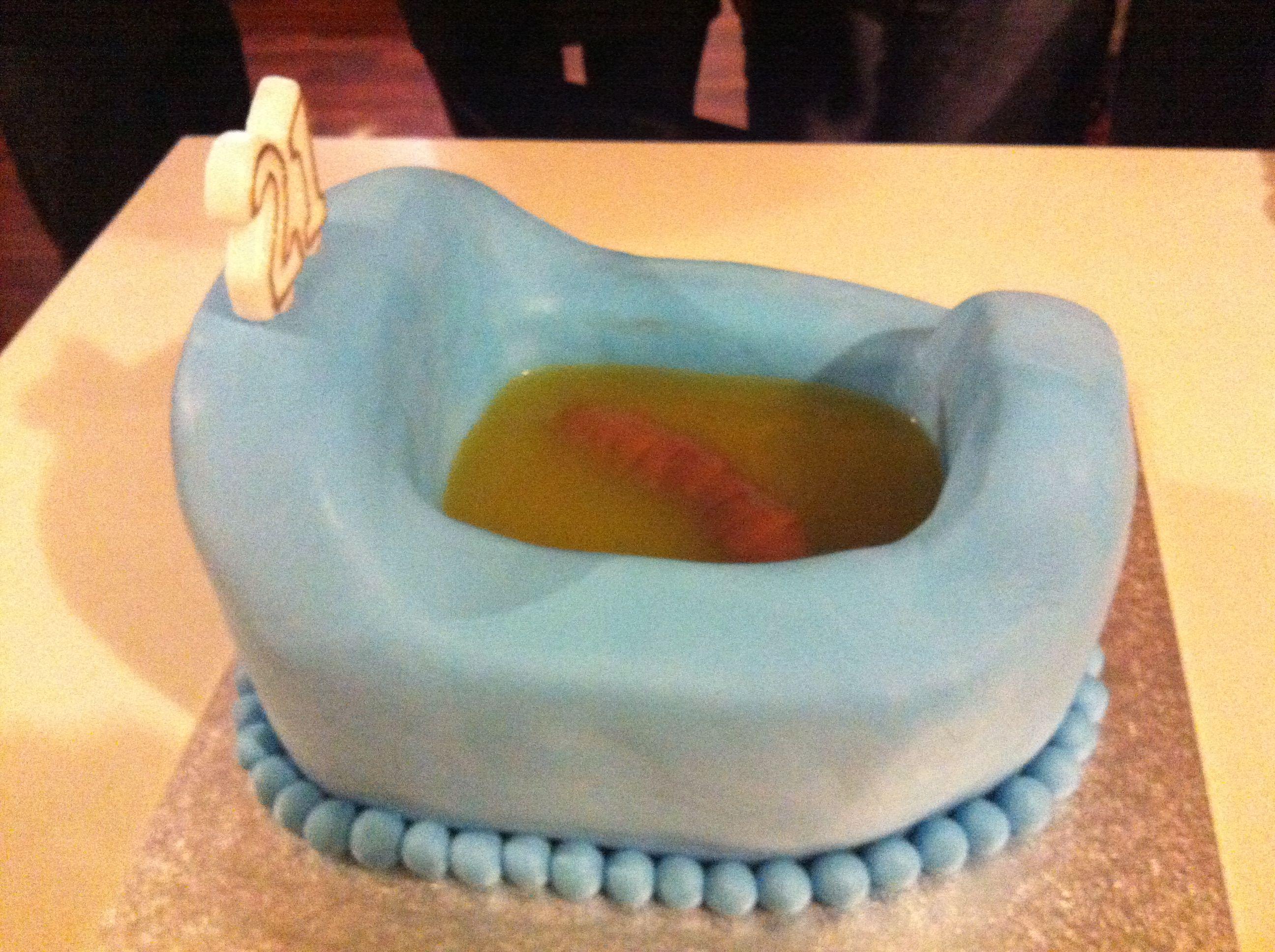 potty cakes