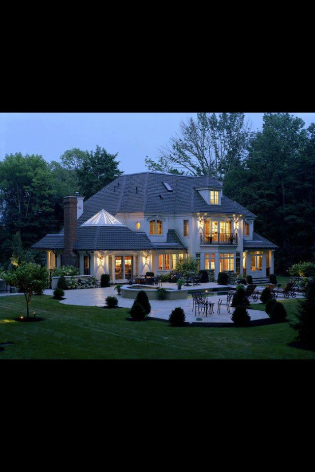 Design And Build My Own Dream House Beautiful Things Beautiful Life