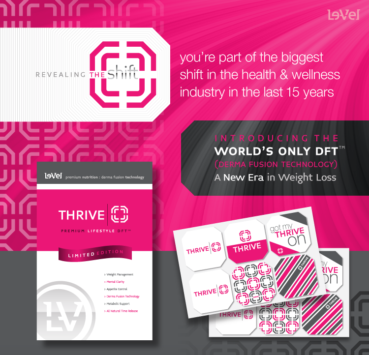 Le Vel Thrive DFT Patch