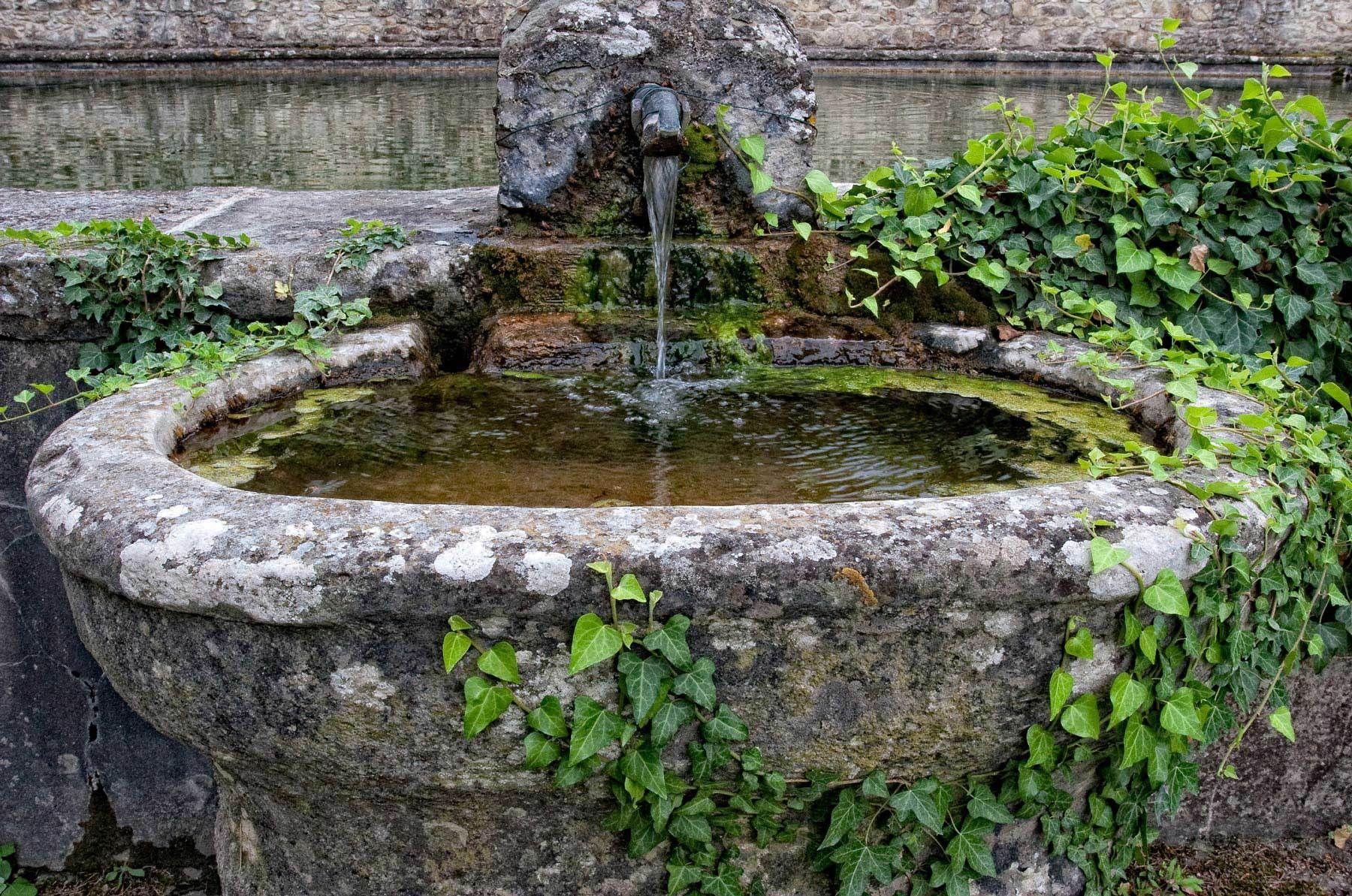 tuscany wall fountain - photo#41
