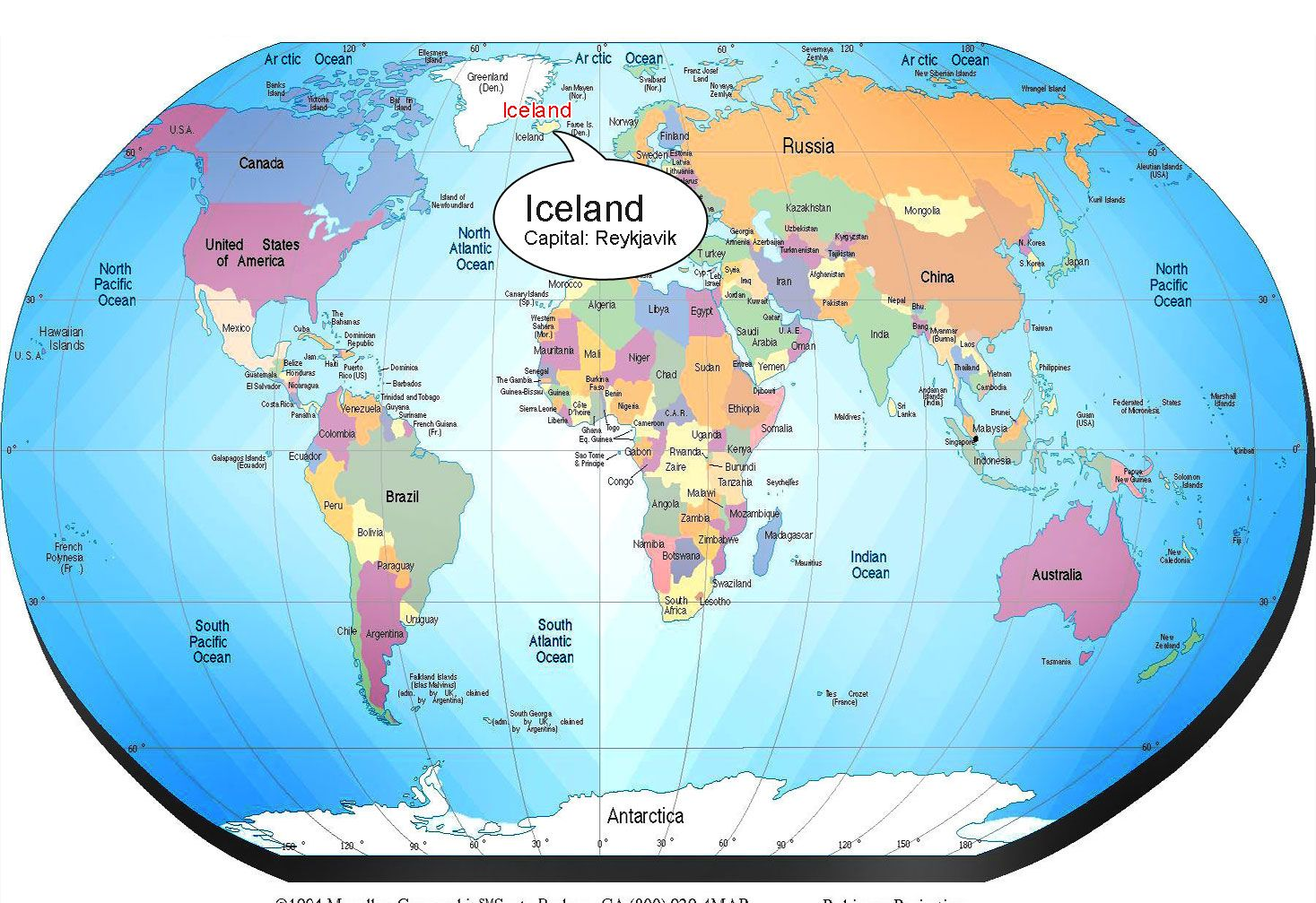 Iceland Location On World Map Iceland Get Free Image About Wiring Diagram
