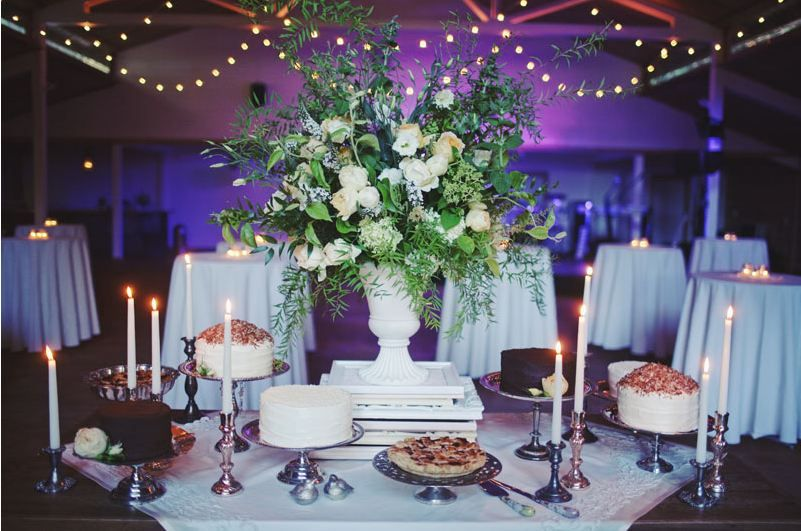 Outside Country Wedding Decoration Ideas