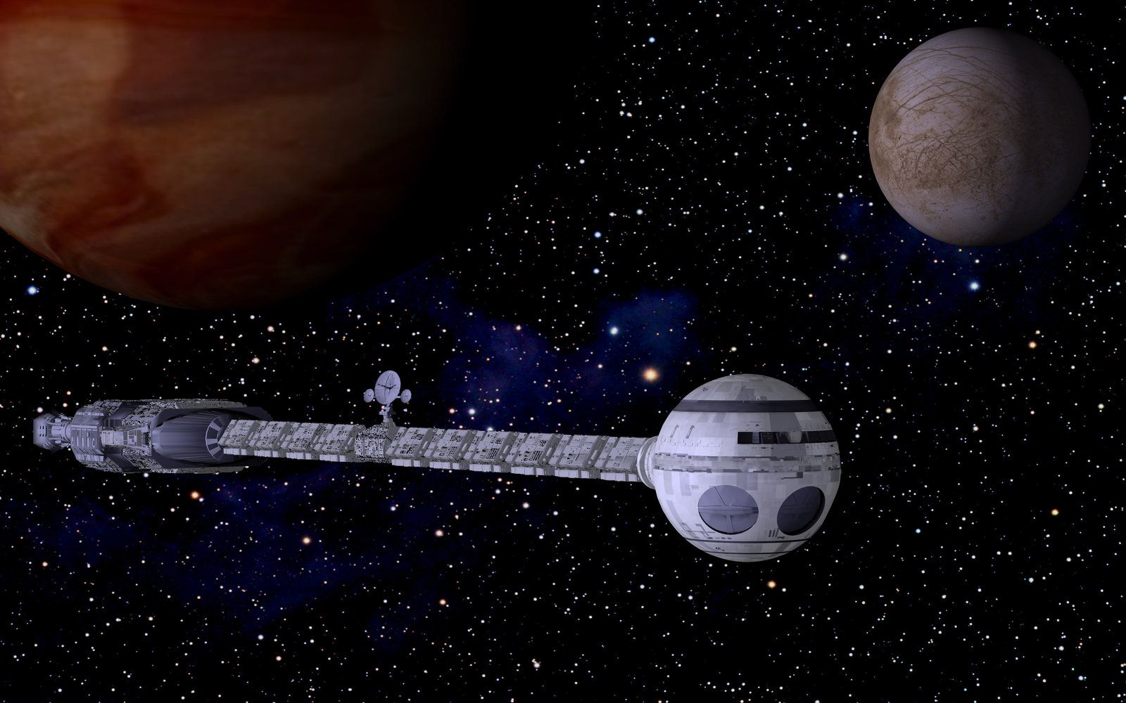 Spacecraft Discovery From 2001 - Pics about space