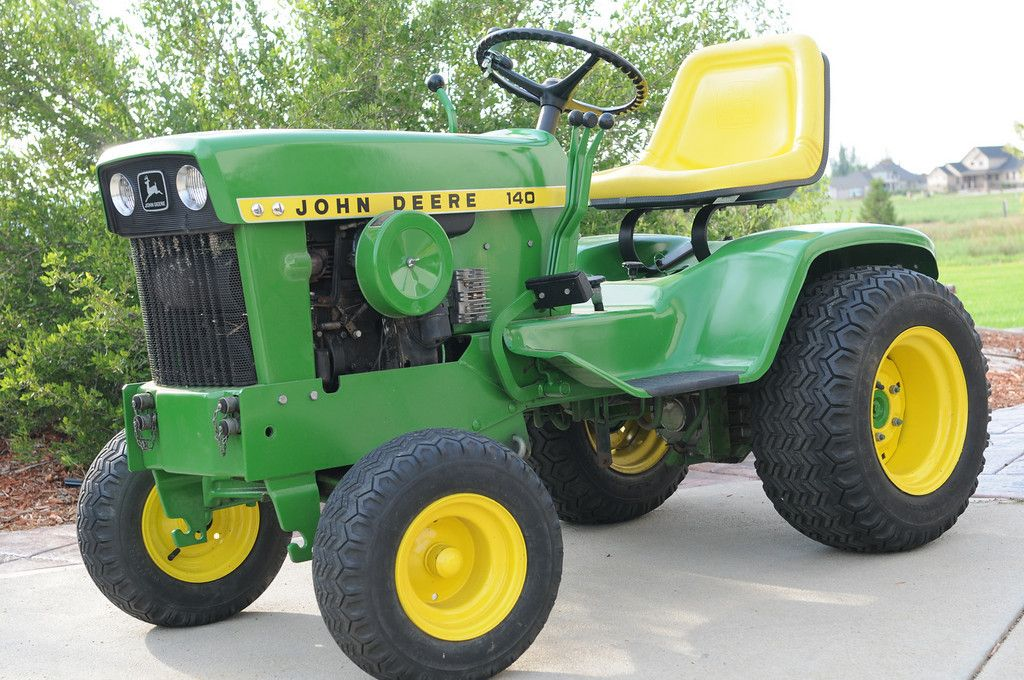 John deere 140 attachments bing images for Lawn and garden implements