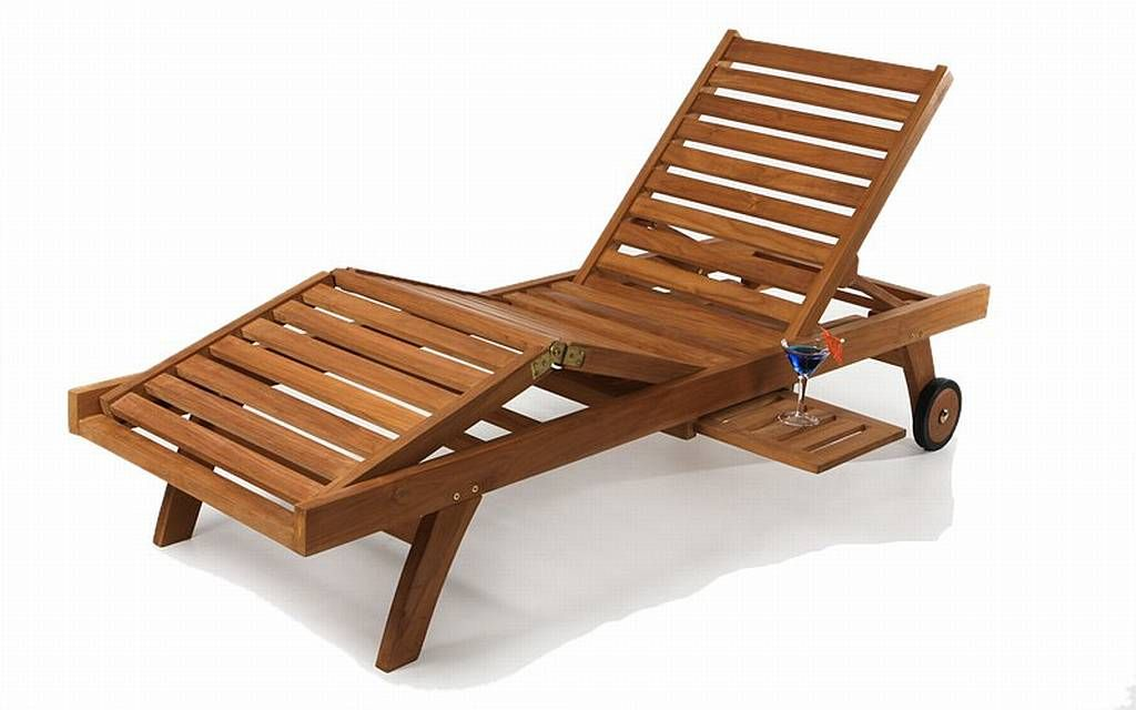 Free Plans For Deck Chairs