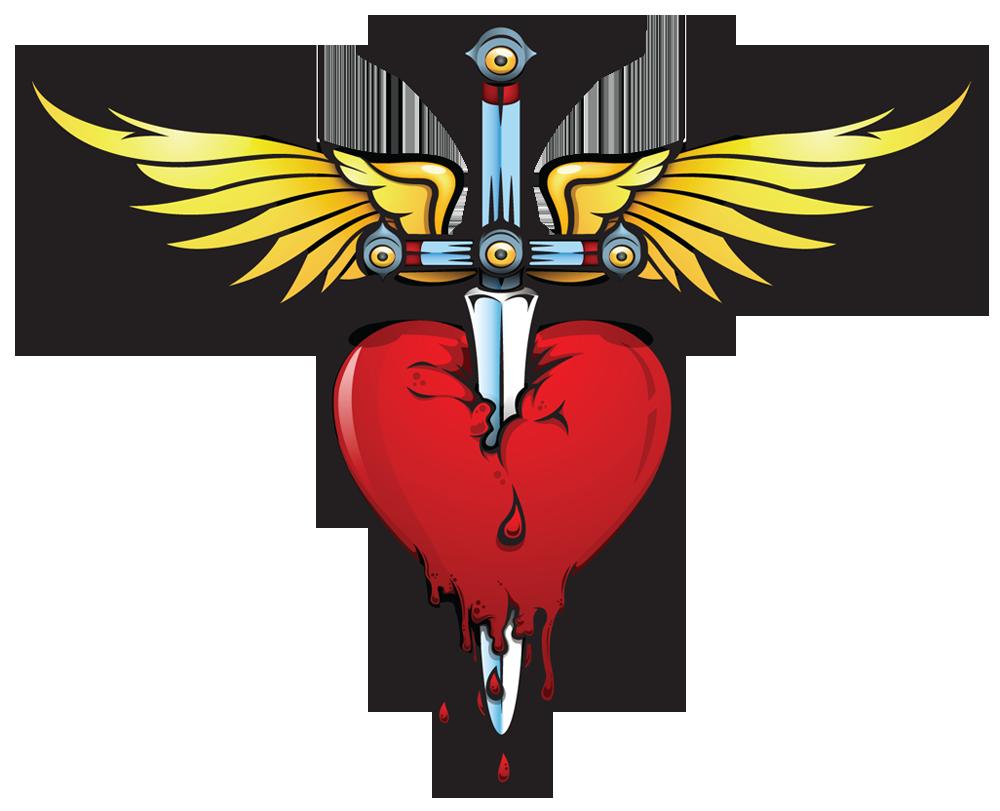 heart and dagger bonjovi david bryan bon jovi