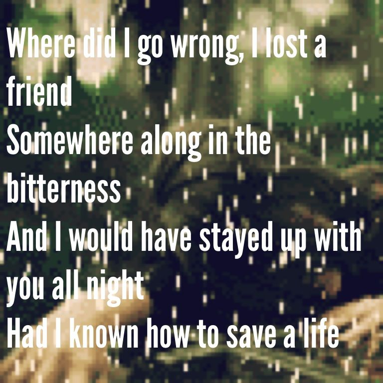 the fray how to save a life free download