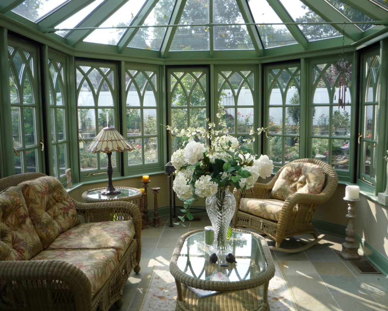 Glorious Sunroom Windows Shutters Pinterest