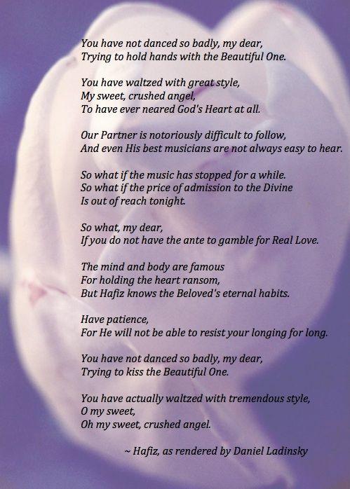 hafiz poems in english - photo #9