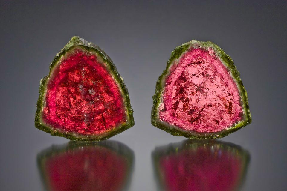 watermelon tourmaline how pretty gemstones