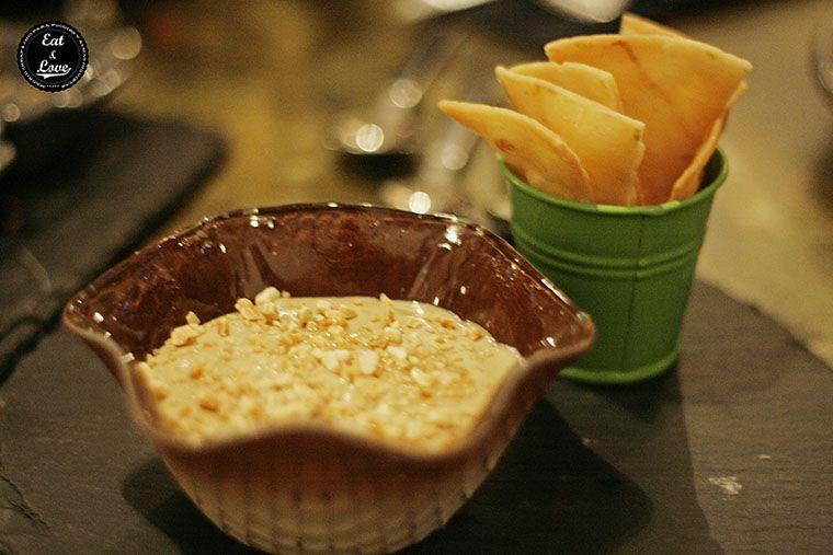 Royal de boletus con trufa en Gastrocroquetería de Chema - restaurante Madrid