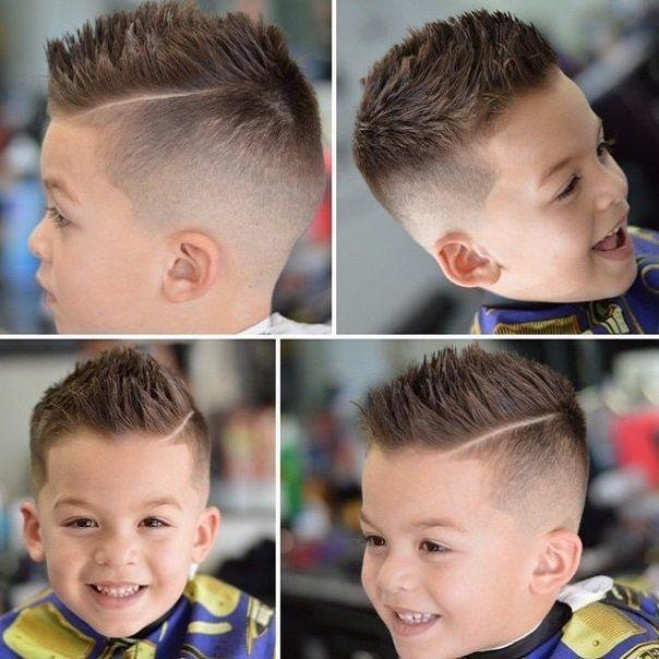 Little kid haircut