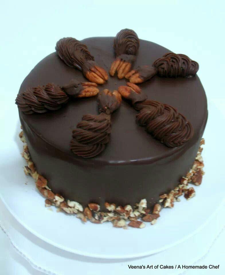 Chocolate Cake Decorating Ideas Pinterest : Chocolate Cake Decorating Pinterest