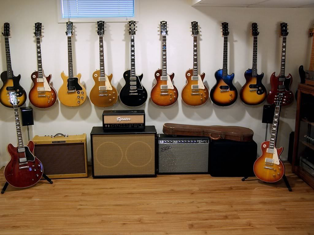Guitar Practice Room Ideas