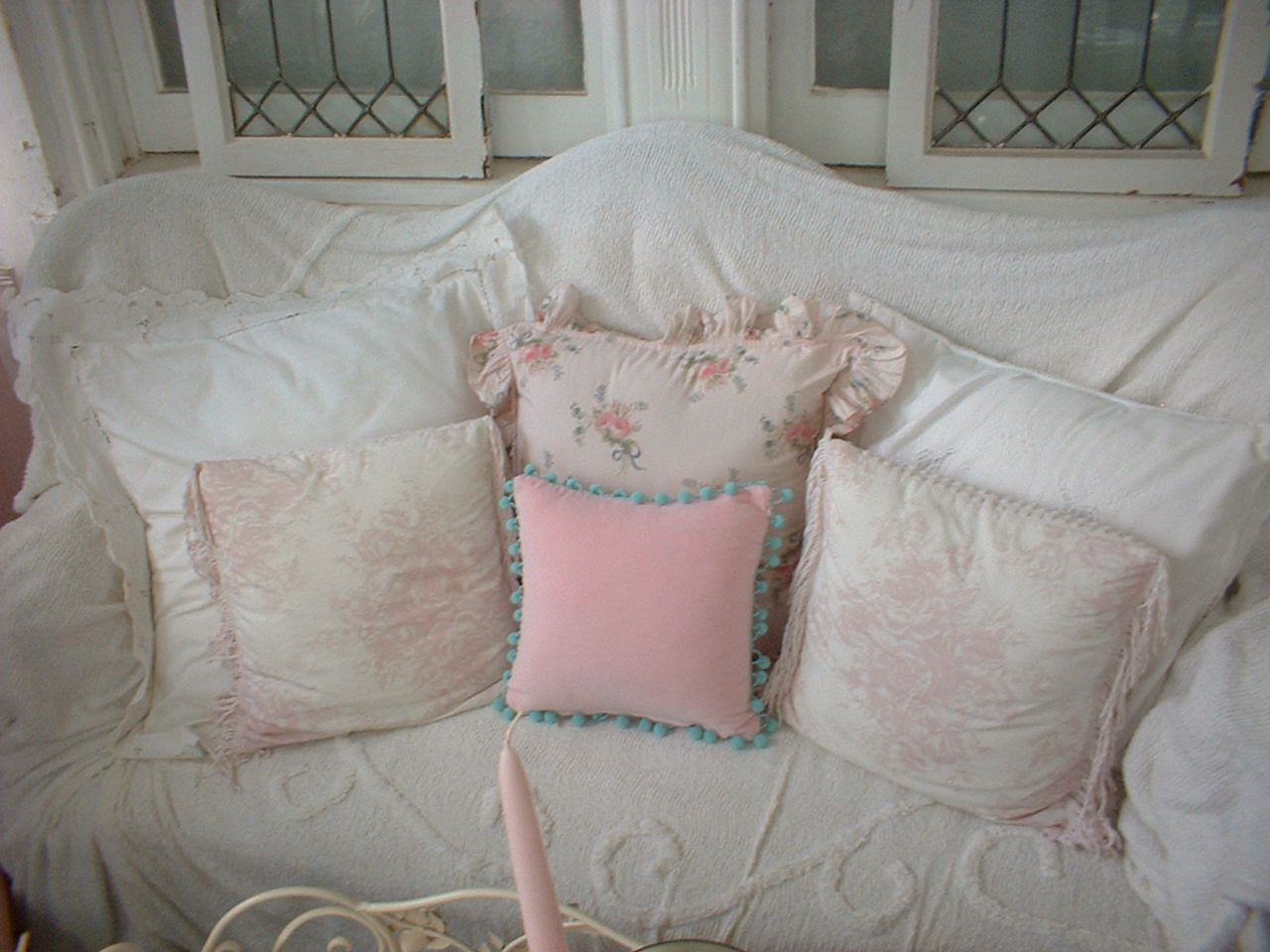 pillows Shabby & Cottage Chic Pinterest