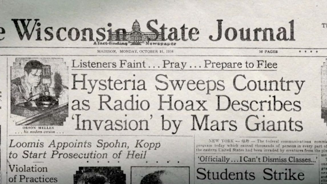 invasion from mars journeys - photo #22