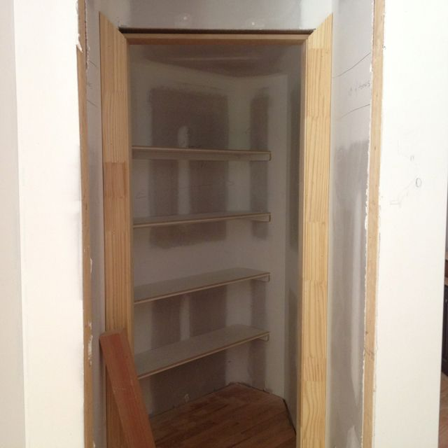 Closet under the stairs For the Home Pinterest