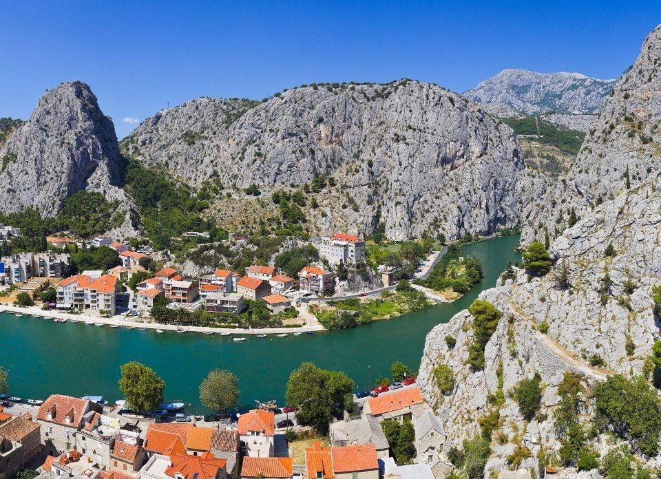 OMIS, Croatia TRAVEL Europe Pinterest