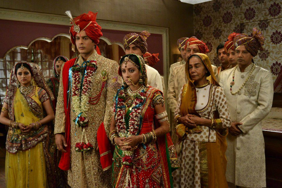Anandi and shiv marriage songs youtube