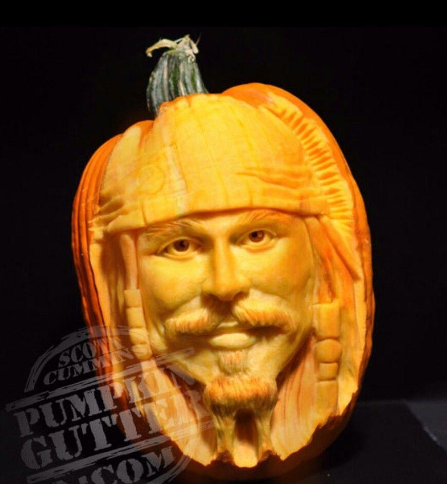 Awesome pumpkin carving amazing d art pinterest