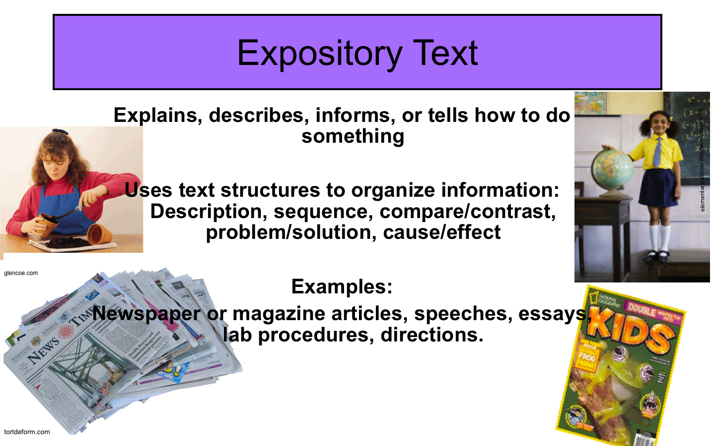 Exspository Essay