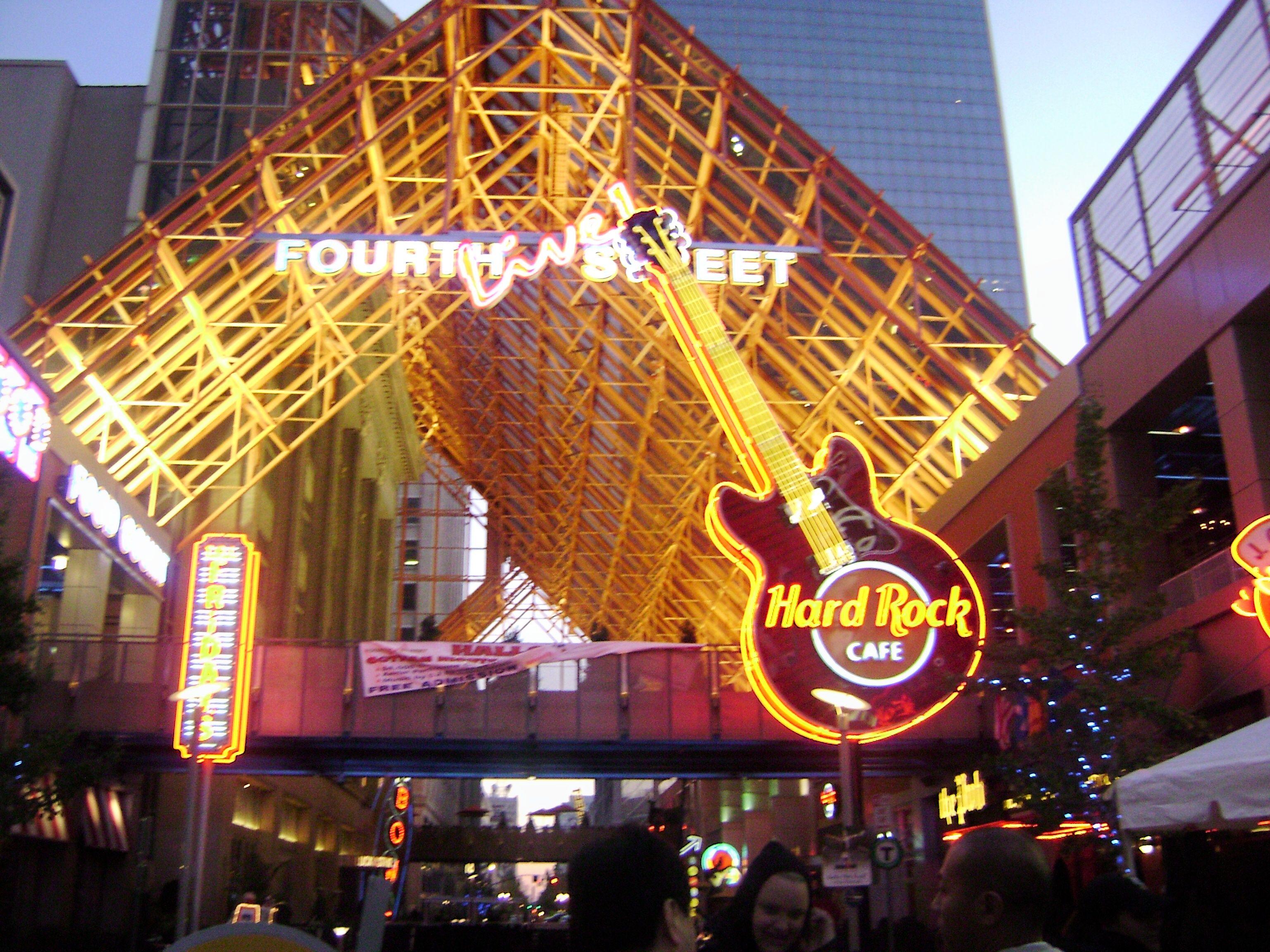Hard Rock Cafe Louisville Ky