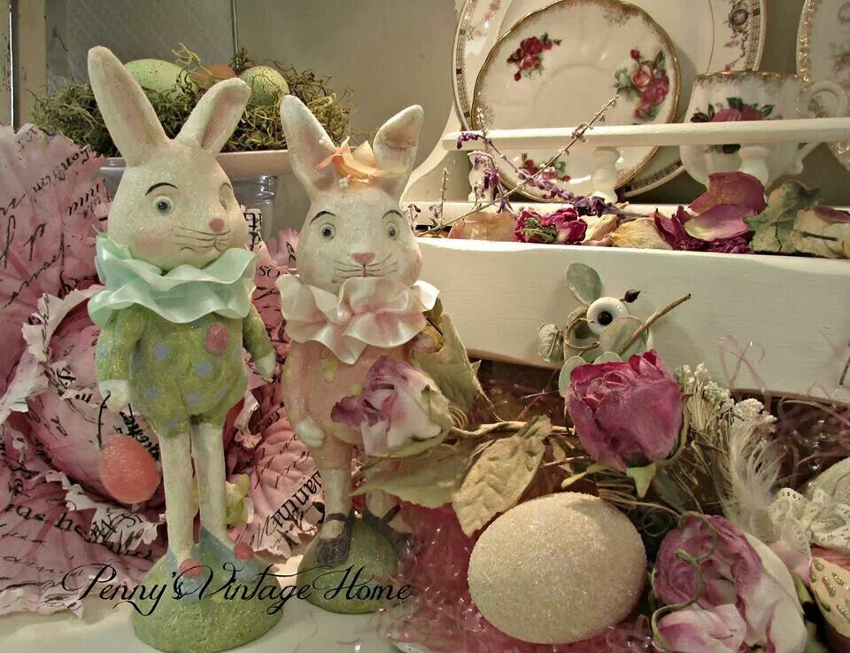 easter home decor that i love pinterest