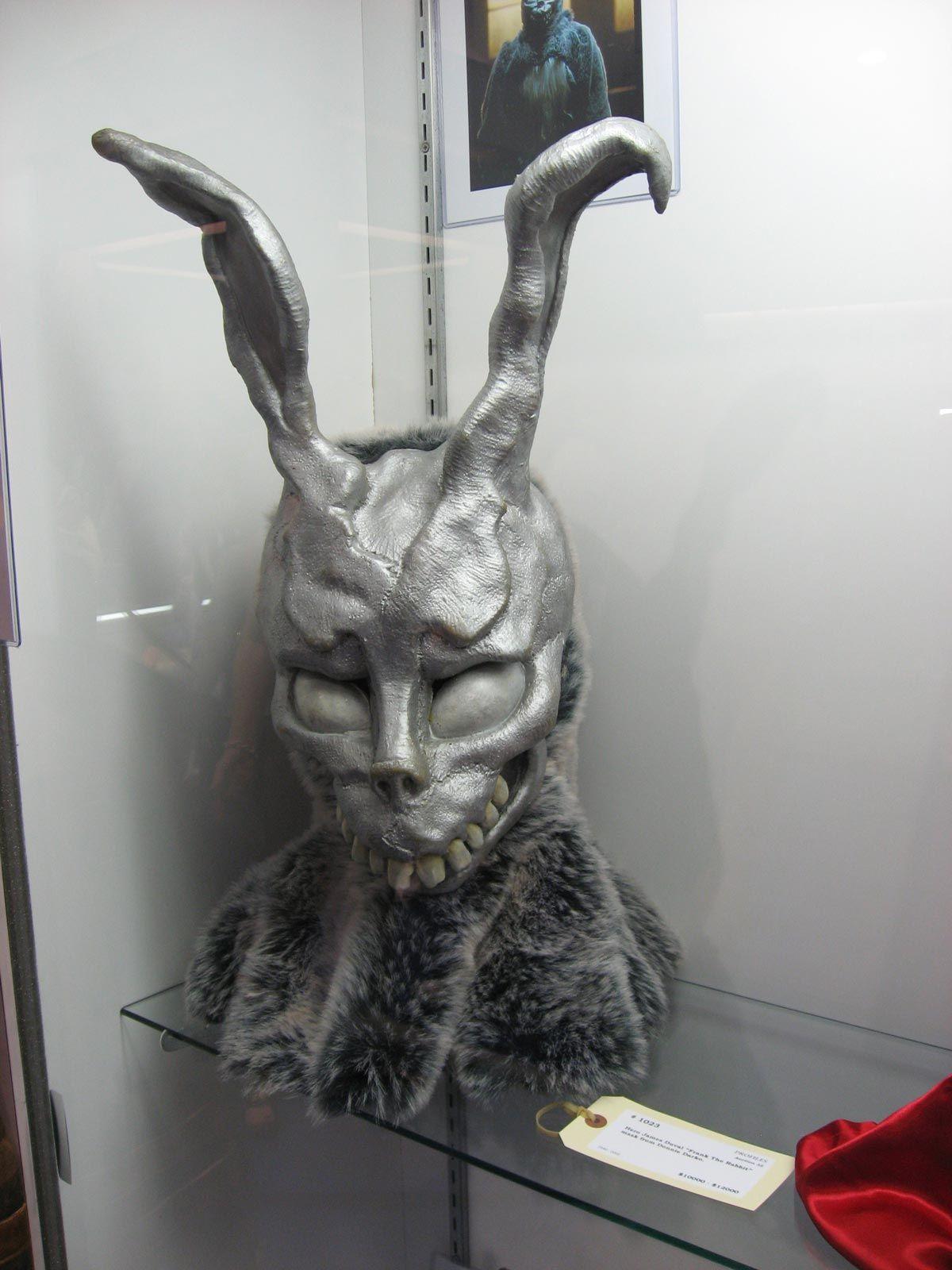 Donnie Darko Mask   Sculptures   Pinterest
