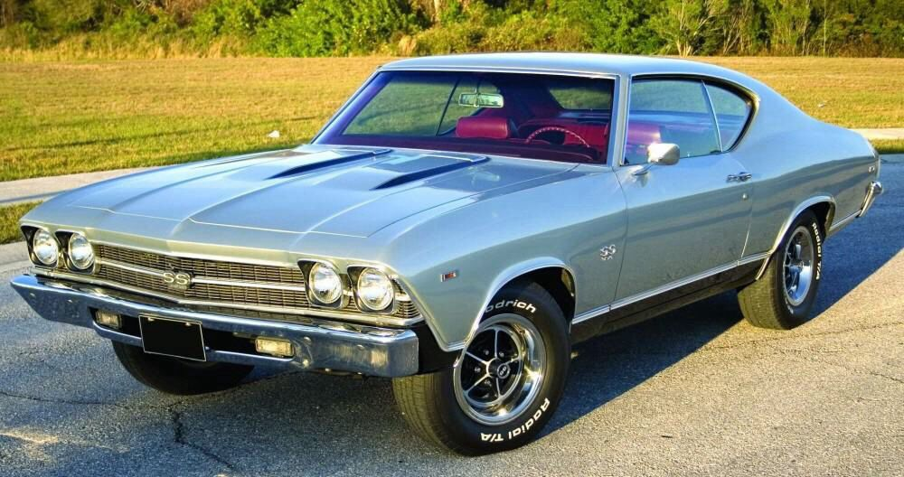 White 39 69 ss 396 chevelle chevelle fan club pinterest - 69 chevelle ss 396 images ...
