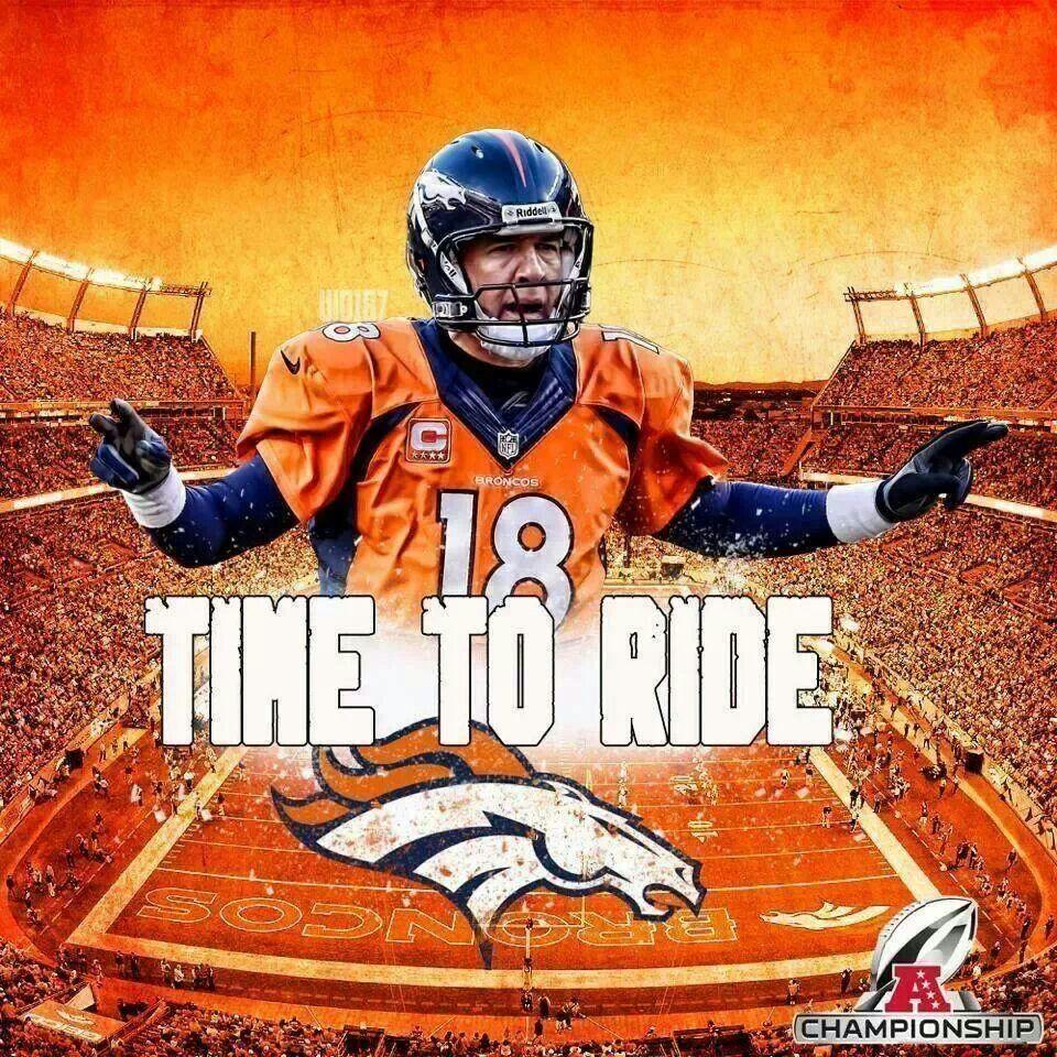 Denver Broncos: Broncos Baby!!