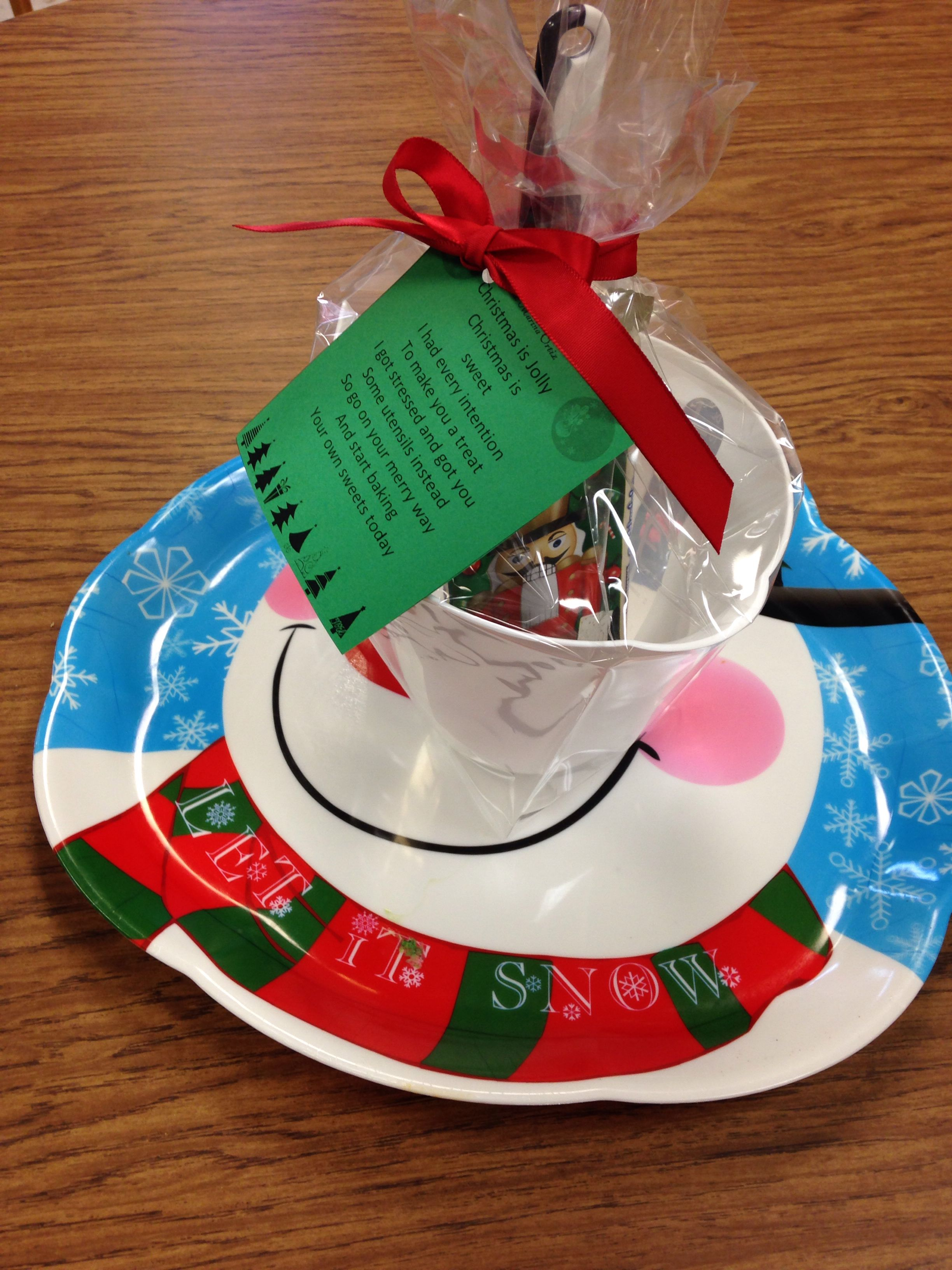 Diy Christmas Gifts For Co Workers Facs Pinterest