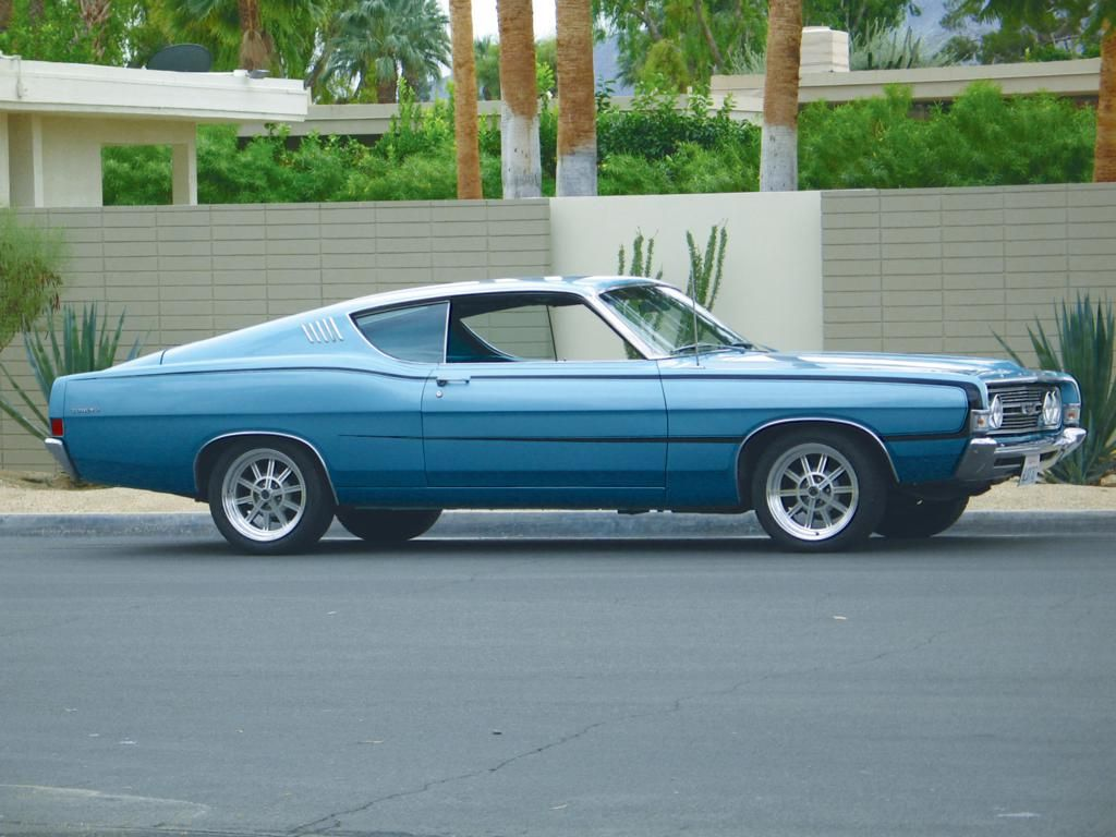 1968 Ford fairlane fastback pictures